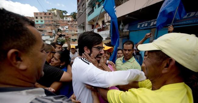 Venezuelan president addresses military after election loss