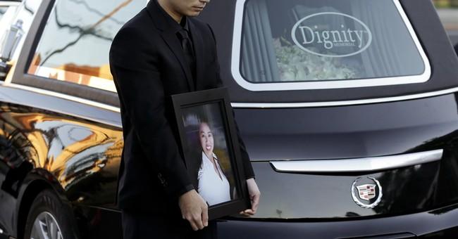 Funerals held for 3 slain in California shooting