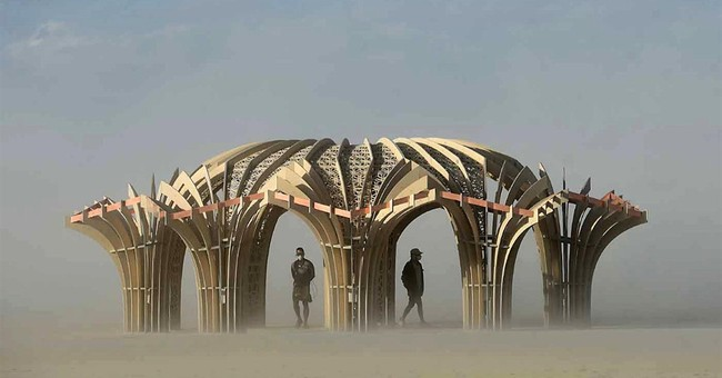 Burning Man challenging Nevada's live entertainment tax