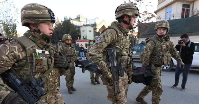 Spain: Gunmen entered embassy in Kabul after car bomb attack