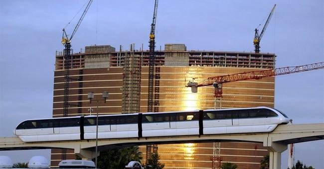 A more mobile Las Vegas could cost $12 billion plus