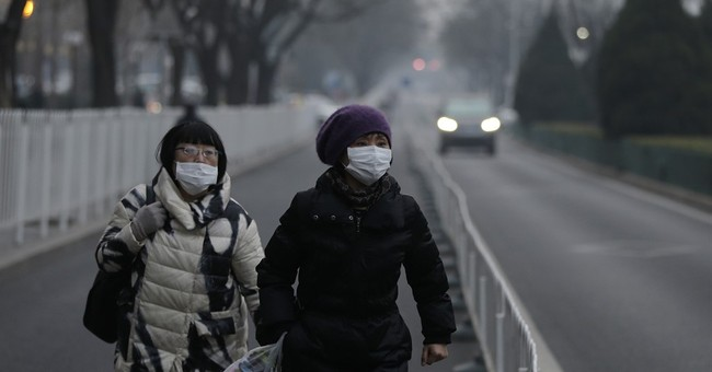 China's efforts on climate deal partly due to its pollution