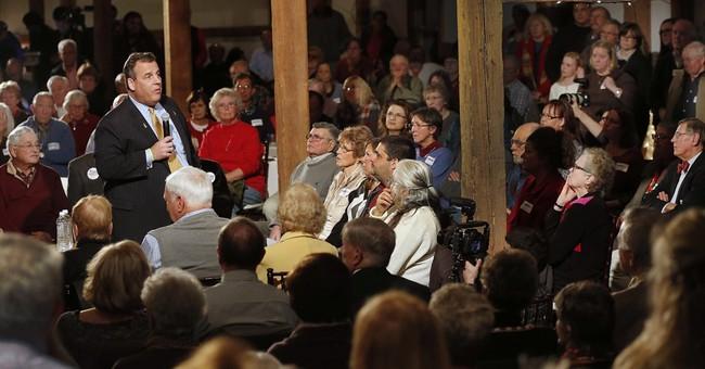 Large 2016 establishment field has NH GOP leaders on edge