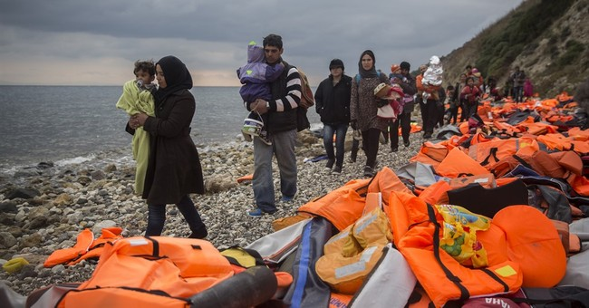 The Latest: Hungary leader: EU a battlefield due to migrants