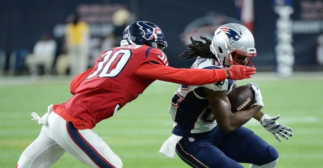 Patriots clinch playoff spot with 27-6 win over Texans