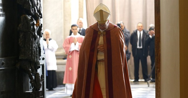 Pope: Don't let sadness win in these fearful times