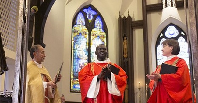 Sudan refugee ordained as Episcopal deacon in Utah