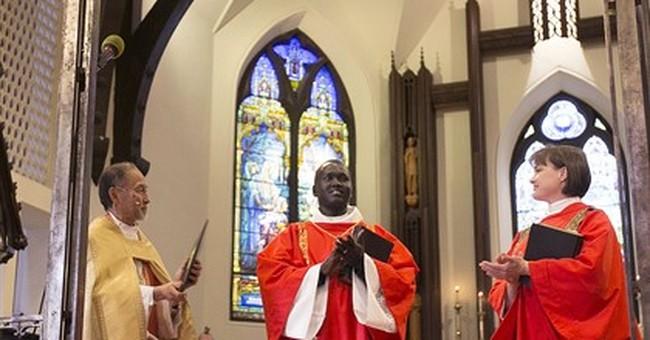 Sudan refugee ordained as Episcopal deacon in Utah