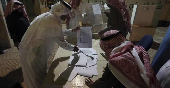 Saudi voters elect 20 women candidates for the first time