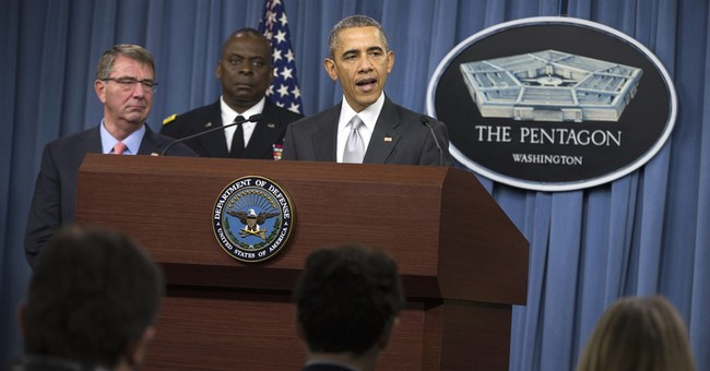 Obama vows to hit IS harder, says commandos now in Syria