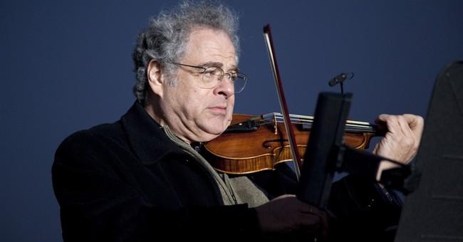 Violinist Perlman wins 'Jewish Nobel'