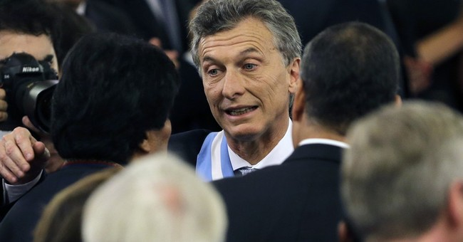 Elimination of export taxes puts Argentina on new course