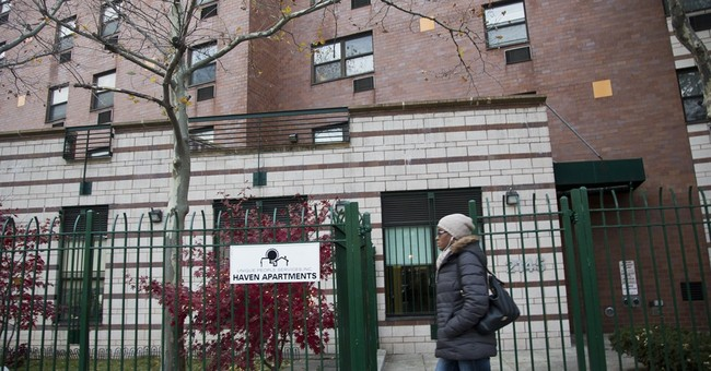 NYC bets big on 'supportive housing' to curb homelessness