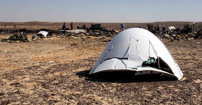 Egypt's finding on Russian jet crash conflicts with others