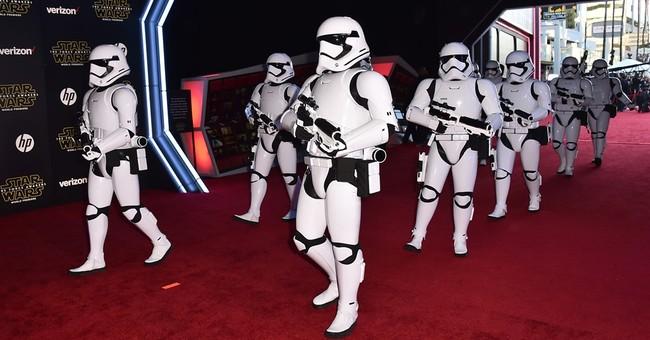 Hit the alarm: 'Star Wars' wakes again