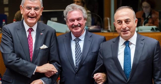 Turkey takes new step on EU membership path