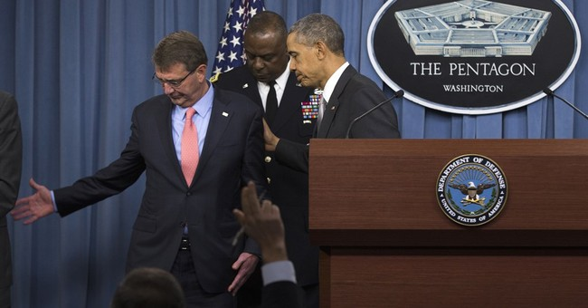 Carter's trip aims to strengthen fight against Islamic State