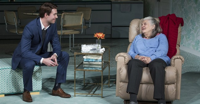 Review: Lois Smith gives depth to clever 'Marjorie Prime'