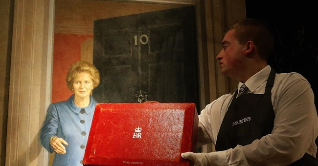 Iron Lady is auction gold: Thatcher items fetch high prices