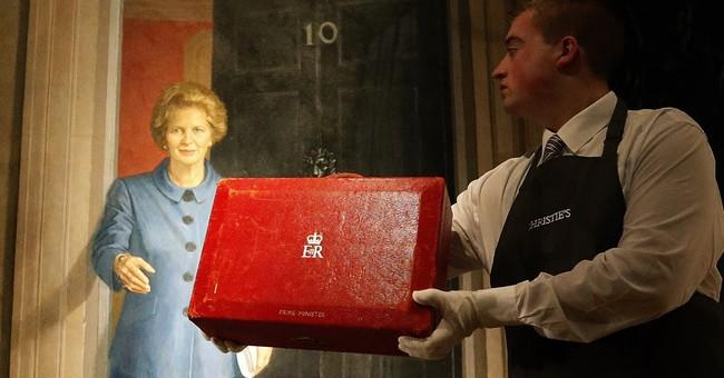 Margaret Thatcher auction nets unexpected $6.8 million
