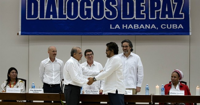 Colombia's rebels take another step toward ending conflict