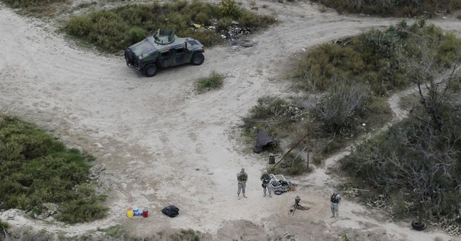 Texas extends National Guard order amid new border crossings
