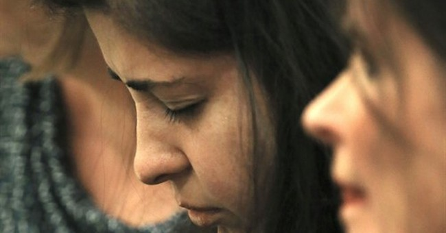 Teen convicted in rape, murder of high school math teacher