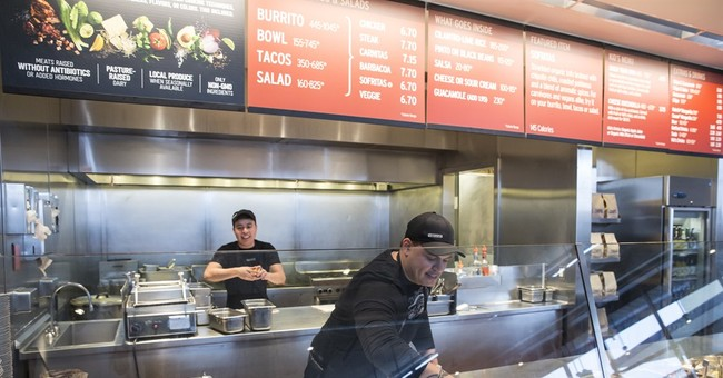 Chipotle aims as close to perfect food safety as possible