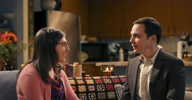 At last, lovemaking for Sheldon, Amy on 'Big Bang Theory'