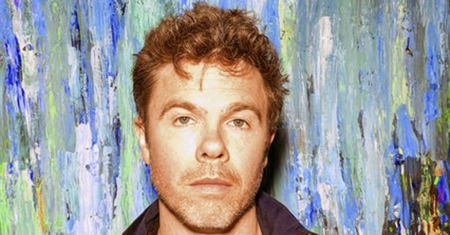 Josh Ritter stepping out of the confessional