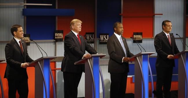 Viewers' Guide: Spotlight on Trump, Cruz at GOP debate