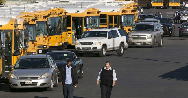 The Latest: Los Angeles schools to reopen after email threat