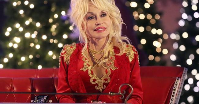Dolly Parton movie a hit for NBC