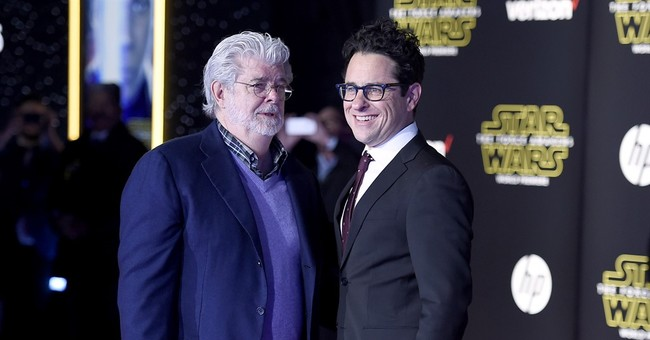 Celebs at 'Star Wars' premiere offer glowing reviews online