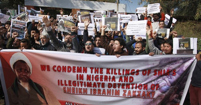 Shiites: Nigerian army buries victims to hide massacre toll