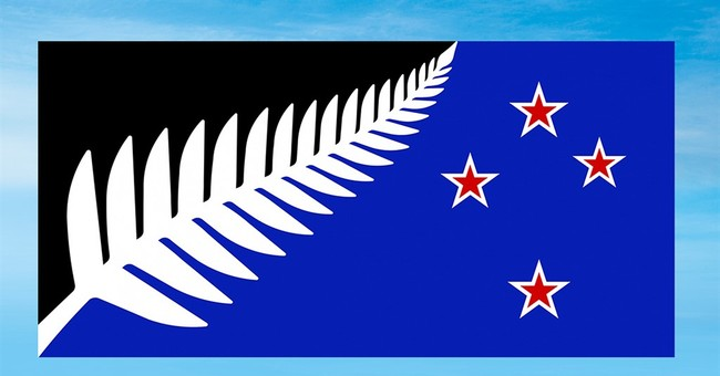 New Zealand picks new flag design to challenge current flag