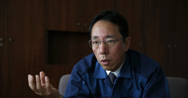 AP Interview: Fukushima chief says 'no textbook' for cleanup