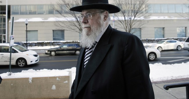 Rabbi gets decade in prison for divorce coercion ring