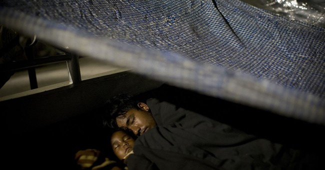 AP PHOTOS: Editor selections from the Asia-Pacific for 2015
