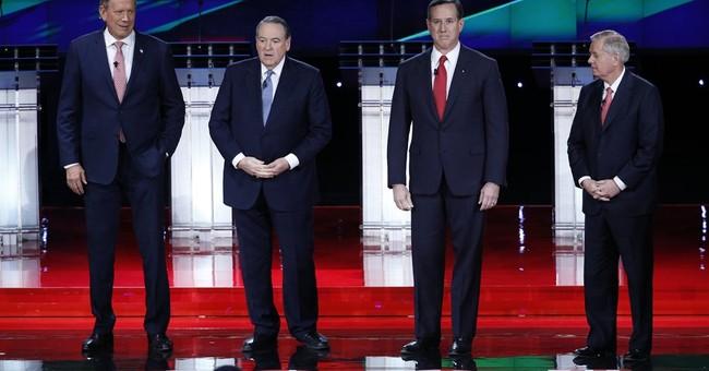 Cruz and Rubio clash in fifth Republican debate