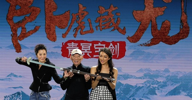 Michelle Yeoh reprises her role in 'Crouching Tiger' sequel