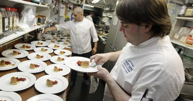 California appeals ruling that allowed foie gras again