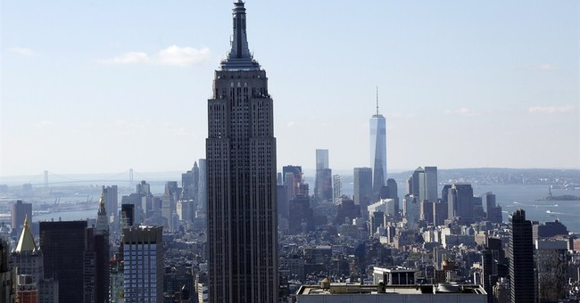 Australian wins race up Empire State Building in 12 minutes
