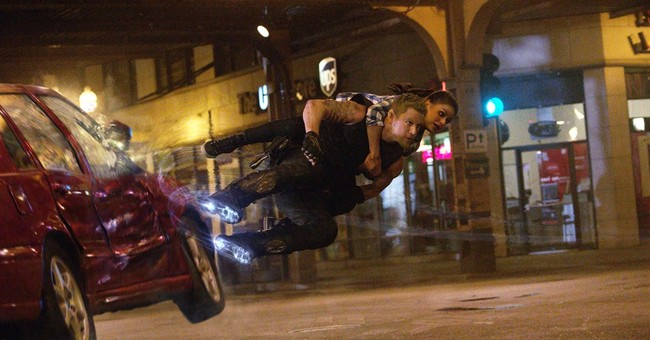 Review: 'Jupiter Ascending' a soupy cosmic fairy tale