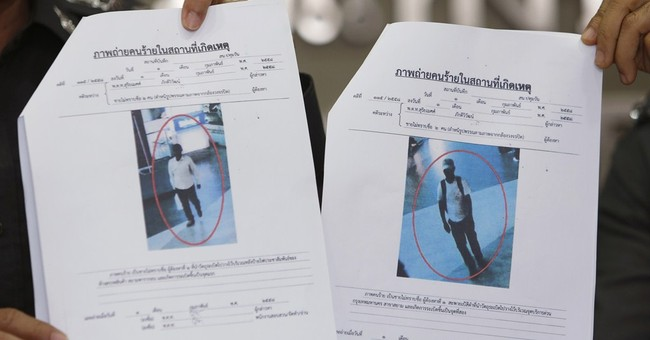 Thailand issues arrest warrants for Bangkok bombing suspects
