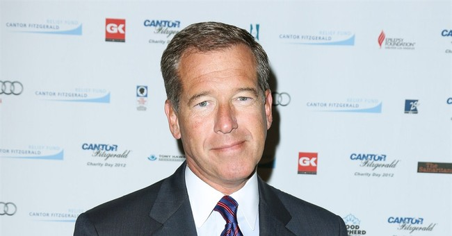 NBC's Brian Williams apologizes for false Iraq story