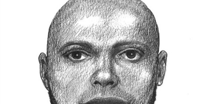 Police release sketches of suspect in killing at rap concert