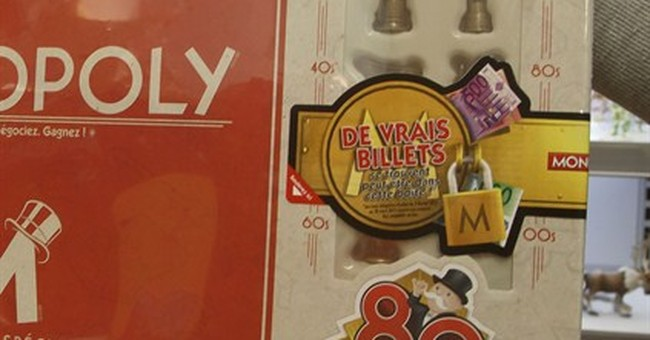 Not just Monopoly money: Game in France will have real thing