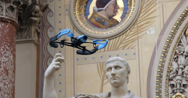 To catch a drone: Govts seek ways to counter tiny fliers