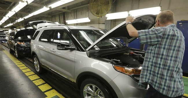 Ford to transition up to 500 workers to higher pay